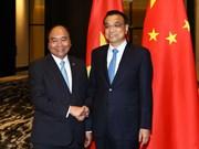 Vietnam y China por impulsar cooperación multifacética bilateral