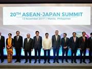 ASEAN profundiza cooperación con Japón, China y Sudcorea