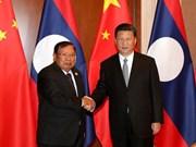 Laos y China construirán comunidad de futuro compartido