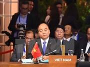 Premier vietnamita valora altamente cooperación entre ASEAN y sus contrapartes