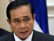 Tailandia descarta cambio en sus políticas económica