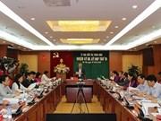 Partido Comunista de Vietnam fortalece disciplina de militantes