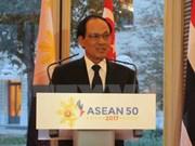 Secretario general de ASEAN subraya necesidad de Código de Conducta del Mar del Este