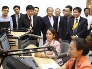 Vietnam ayuda a Camboya en ampliación de cobertura de radio y televisión