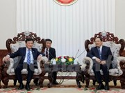 Vicepremier de Laos destaca apoyo de Ministerio vietnamita de Interior