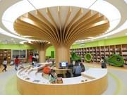 Inauguran primer complejo de biblioteca infantil en Vietnam