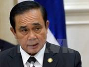 Premier tailandés presenta al rey lista de nuevos miembros del gabinete