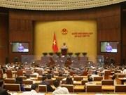 Asamblea Nacional de Vietnam continúa sesión de interpelación
