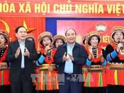 Premier vietnamita asiste a Fiesta de unidad nacional en Bac Kan