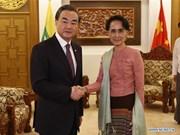 China propone corredor económico con Myanmar