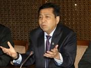 Detenido líder parlamentario de Indonesia por corrupción