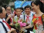 Celebran en Vietnam Día Nacional del Maestro