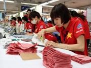 Industria de confecciones textiles de Vietnam trata de ampliar sus mercados extranjeros