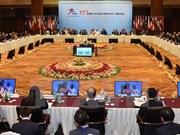 Inauguran reunión de cancilleres de ASEM