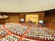 Parlamento de Vietnam aprueba reajustes de Ley de organizaciones crediticias