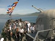 Efectúan en Tailandia Revisión de la Flota Internacional