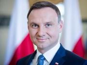 Presidente de Polonia visitará Vietnam