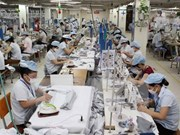 Inauguran en Ciudad Ho Chi Minh exposición internacional de industria de confecciones textiles