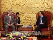 Austria y Vietnam por intensificar lazos sindicales