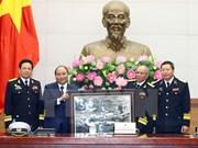 Premier vietnamita resalta proezas de héroes de ruta marítima Ho Chi Minh