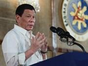 Presidente filipino cancela conversaciones de paz con NPA