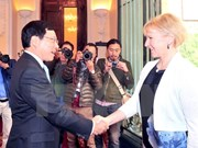 Vietnam y Suecia impulsan cooperación multifacética