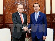 Vietnam destaca relaciones multifacéticas con Uruguay
