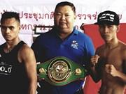 Boxeador vietnamita hace historia al ganar título WBC Asia