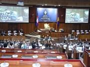 Camboya reparte asientos del CNRP a otros partidos
