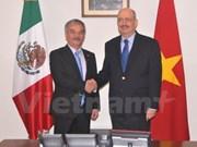 Concede México importancia a desarrollo de relaciones con Vietnam