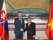 Reafirman apoyo a operaciones de empresas eslovacas en Ciudad Ho Chi Minh