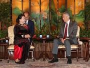 Singapur se esforzará para impulsar establecimiento de COC, afirma su premier