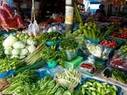Tailandia: advierten sobre garantía de inocuidad de frutas y vegetales