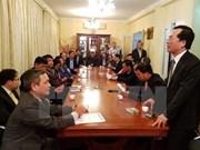 Vietnam y Argelia buscan intensificar relaciones multifacéticas binacionales