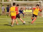 Torneo amistoso de fútbol consolida relaciones Vietnam – Camboya
