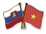 Impulsan cooperación económica Vietnam-Eslovaquia