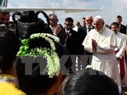 El Papa Francisco inicia primera visita de un pontífice a Myanmar