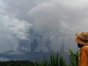 Embajada de Vietnam en Indonesia protege a ciudadanos ante posible erupción volcánica en Bali
