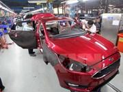 Venta de automóviles de Tailandia prevé lograr aumento significativo en 2017