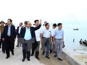 Premier vietnamita aprueba asistencia millonaria a provincias afectadas por tifón Damrey