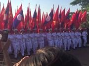 Laos celebra actividad por el 42 aniversario del Día Nacional