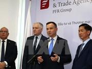 Presidente polaco concluye visita a Vietnam