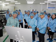 Samsung asistirá a empresas vietnamitas en integración a cadena de suministro global