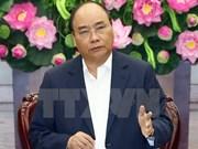 Premier de Vietnam solicita preparación activa para tareas socio-económicas clave en 2018