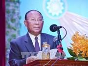 Camboya celebra aniversario del frente solidario