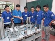 Hanoi renueva formación profesional para satisfacer demanda del mercado