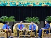 Entregan en Vietnam el Premio Nacional al Voluntariado 2017