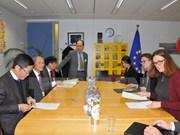 Vietnam y UE esforzados para acelerar conclusión de TLC bilateral