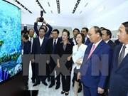 Premier inspecciona construcción de obras socioeconómicas importantes de Hai Phong
