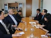 Vietnam propone ayuda de Nueva Zelanda en reestructuración agrícola